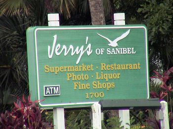 Jerry's on Sanibel Island